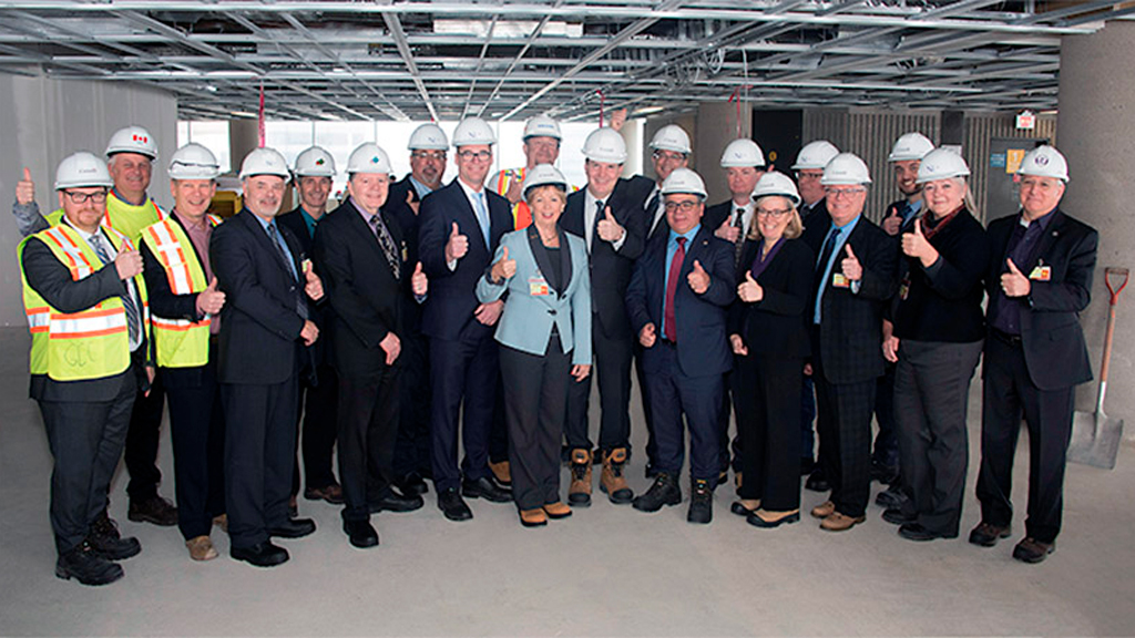 Canadian construction industry stakeholders were in Gatineau, Que. Jan. 30 as the federal government announced it is embarking on an initiative to establish a federal prompt payment regime and adjudication process.