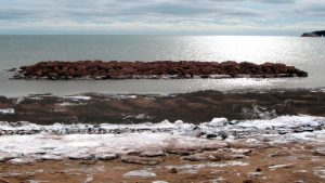 P.E.I.'s first intertidal reef system created to combat storm surges