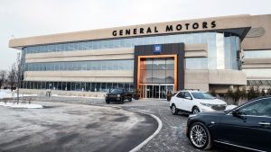GM Canada undertakes massive retrofit for new technical centre