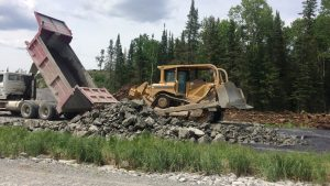 Final phase of all weather road for isolated First Nation to begin