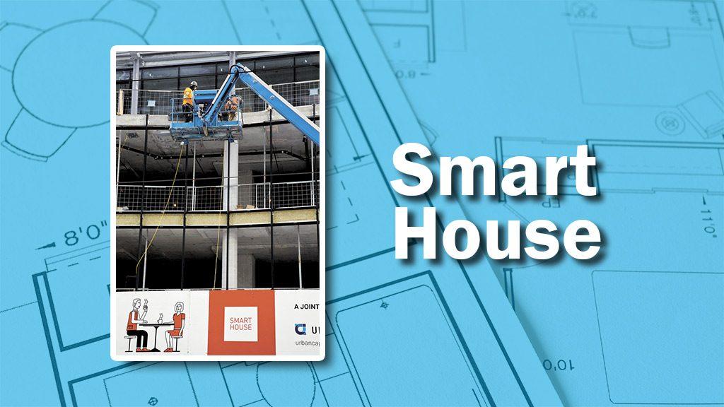 PHOTO: A Smart Building