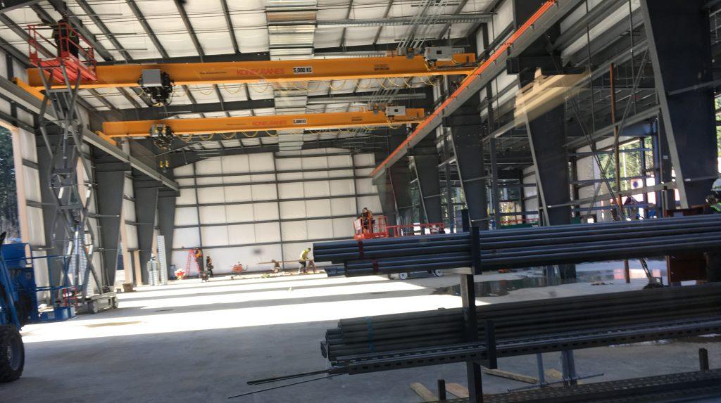 North Island College embarks on $17-million trades facility