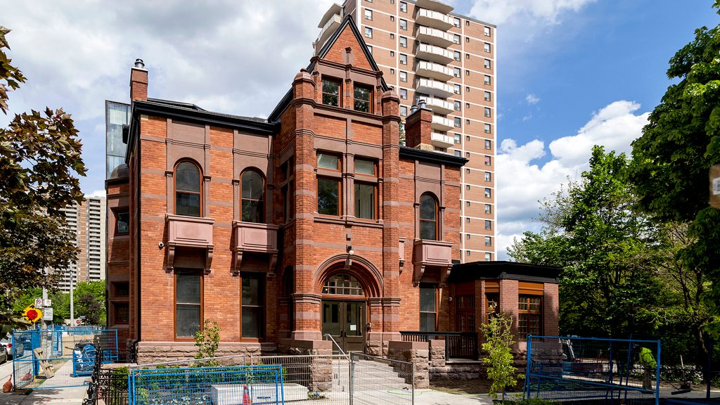 ERA Architects wins heritage award for Casey House project