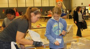 Girls can test out the trades by Unlocking the Toolkit