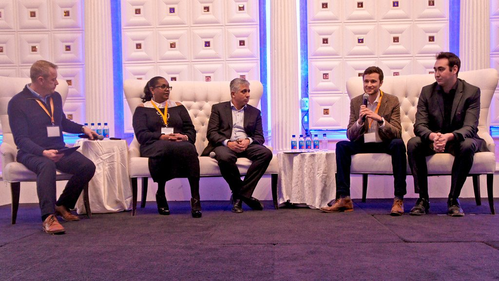 Panel discusses challenges of using technology to improve safety