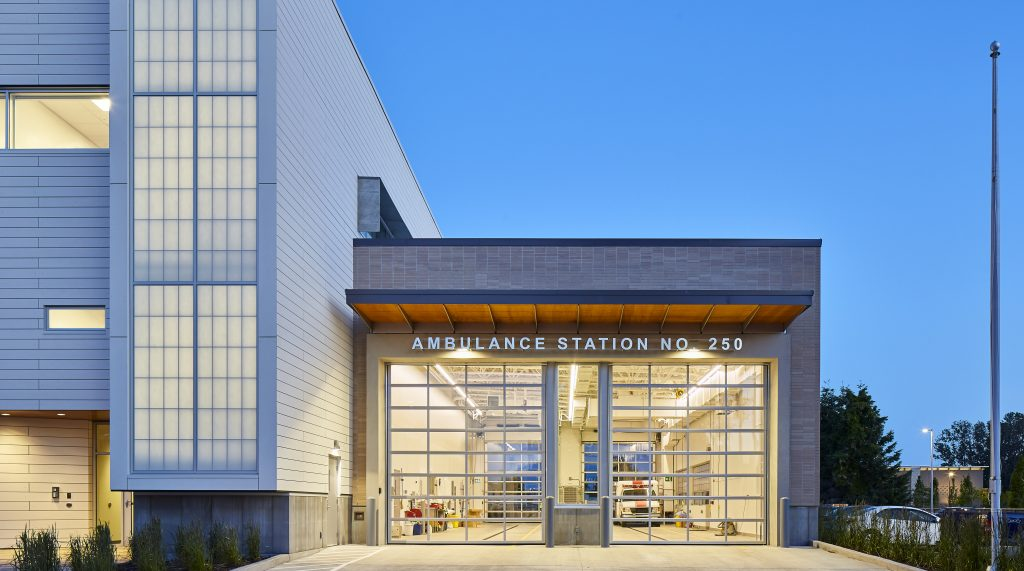 New Cambie Fire Hall opens in Richmond