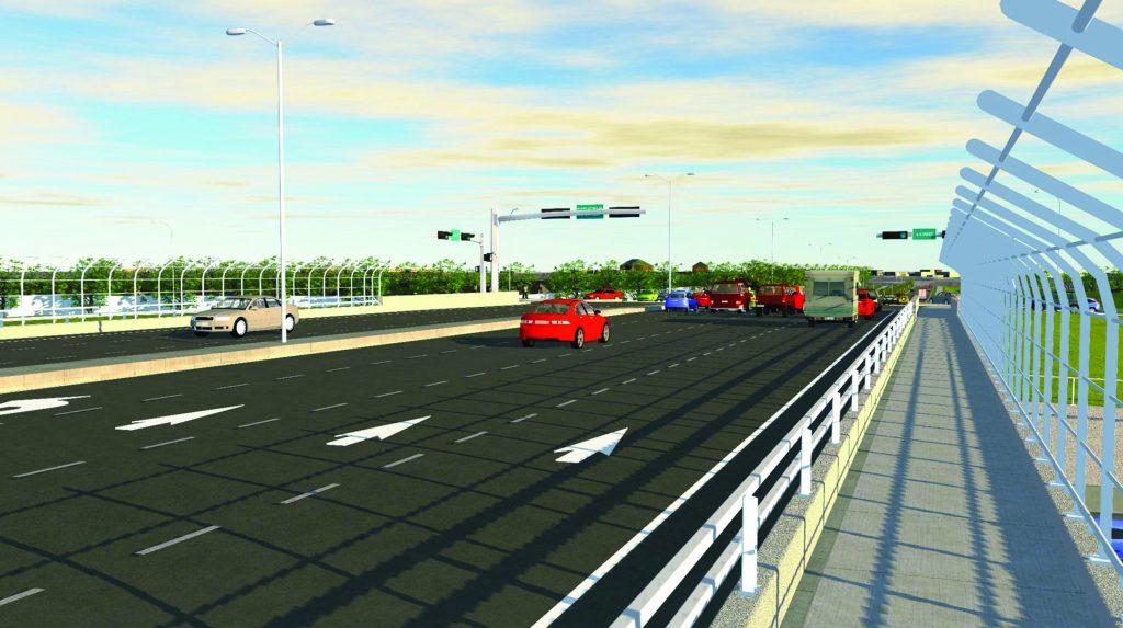 Two Saskatoon interchanges ready to install girders