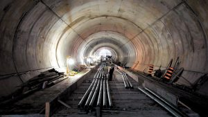 Tunnelling Association of Canada drives business deep into the underground