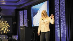 Scaling summits applies to more than just mountains: CCA keynote