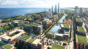 Consortium launches Mississauga's Lakeview Village