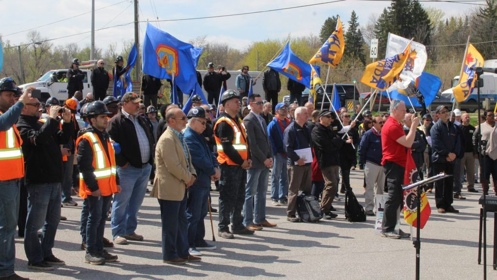 Day of Mourning a time to remember, prevent workplace injuries and deaths