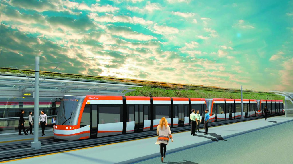 $1.53-billion federal investment announced for Calgary's Green Line