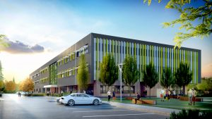 Waterloo build sets example for green design and construction