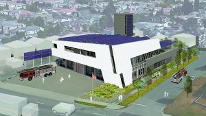 Vancouver set to build Canada's first Passive House fire hall