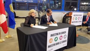 Government of Canada commits $3.3B to Alberta infrastructure