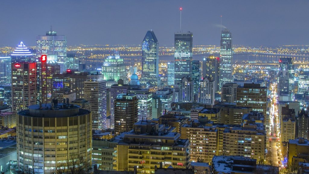 Climate resiliency funds for Montreal area