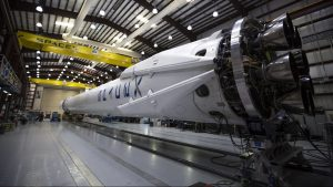 Los Angeles port commission approves SpaceX rocket facility
