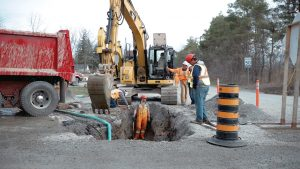 Niagara Region's first-ever design-build road project gets rolling