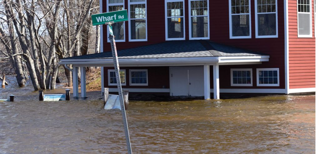 Time to build an ark? More flooding expected in the future