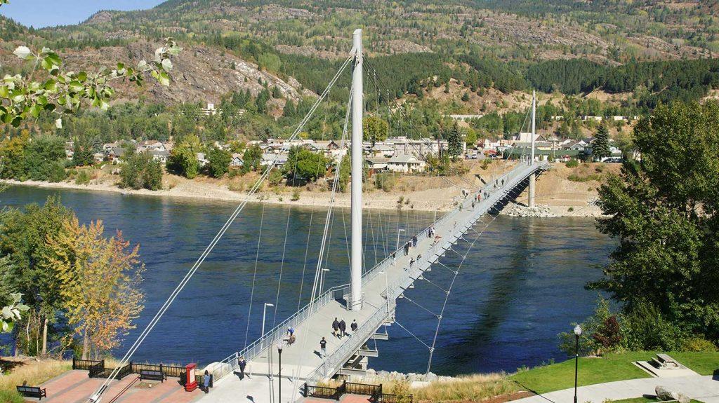 Trail Skywalk wins provincial parks award