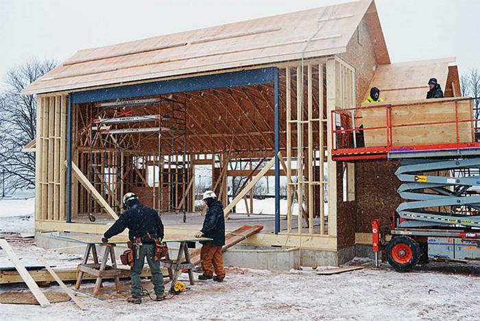 According to the Construction Association of Prince Edward Island, last year saw a 25 per cent increase in construction work on the island. However, when it comes to recruitment there is still work to be done. Carpenters are in the biggest demand.