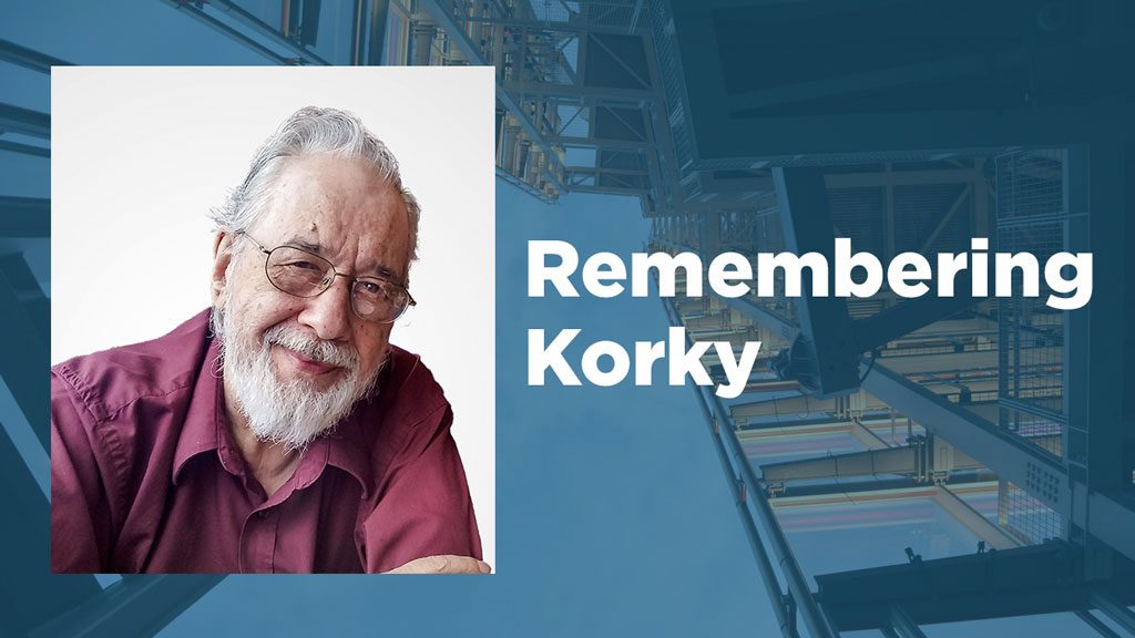 Construction Corner: Korky Koroluk, a DCN icon's legacy remembered