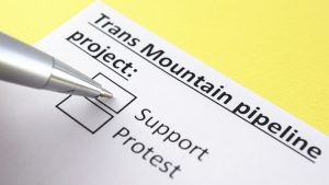 Saskatchewan seeks intervener status in B.C. Trans Mountain pipeline case