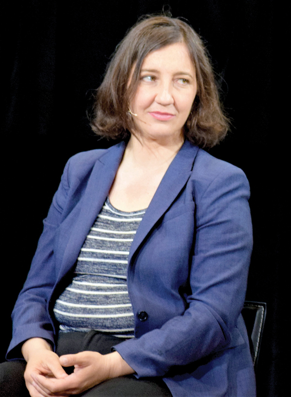 New Democrat Jessica Bell urged reform of Metrolinx