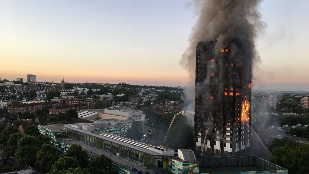 A year on, horrific Grenfell Tower fire haunts Britain