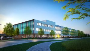 Waterloo zero carbon project wins green building award