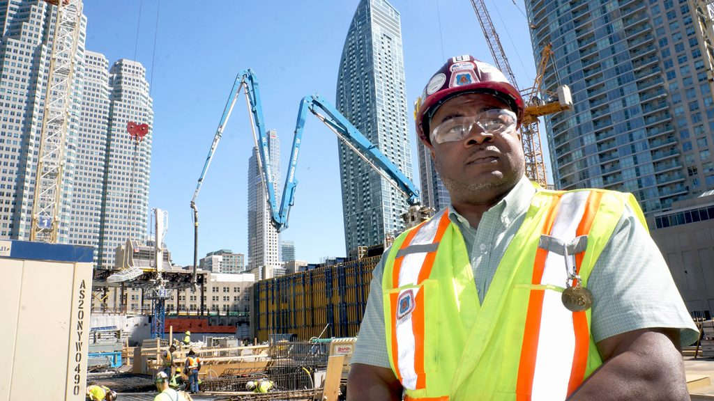 Merit matters on the jobsite, not skin colour