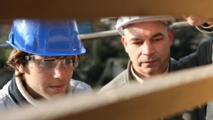 Barrie students ponder the trades: 'I enjoy getting out of bed to go build'