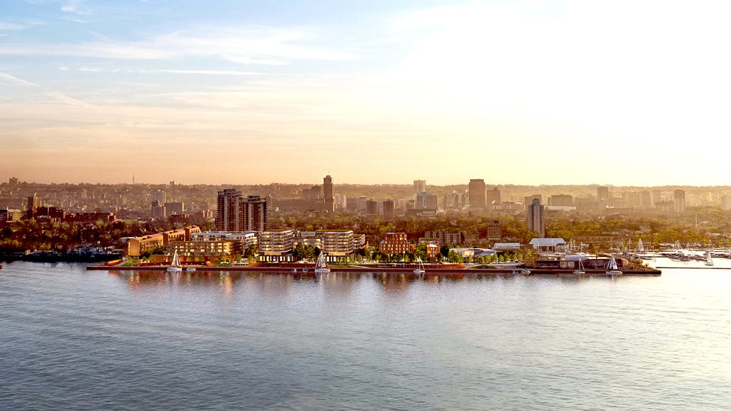 Hamilton council selects Waterfront Shores Pier 8 proposal after competitive process