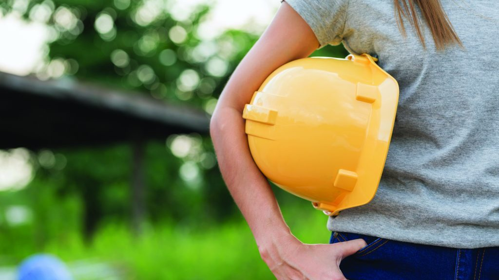 What will it take to draw women to the skilled trades?