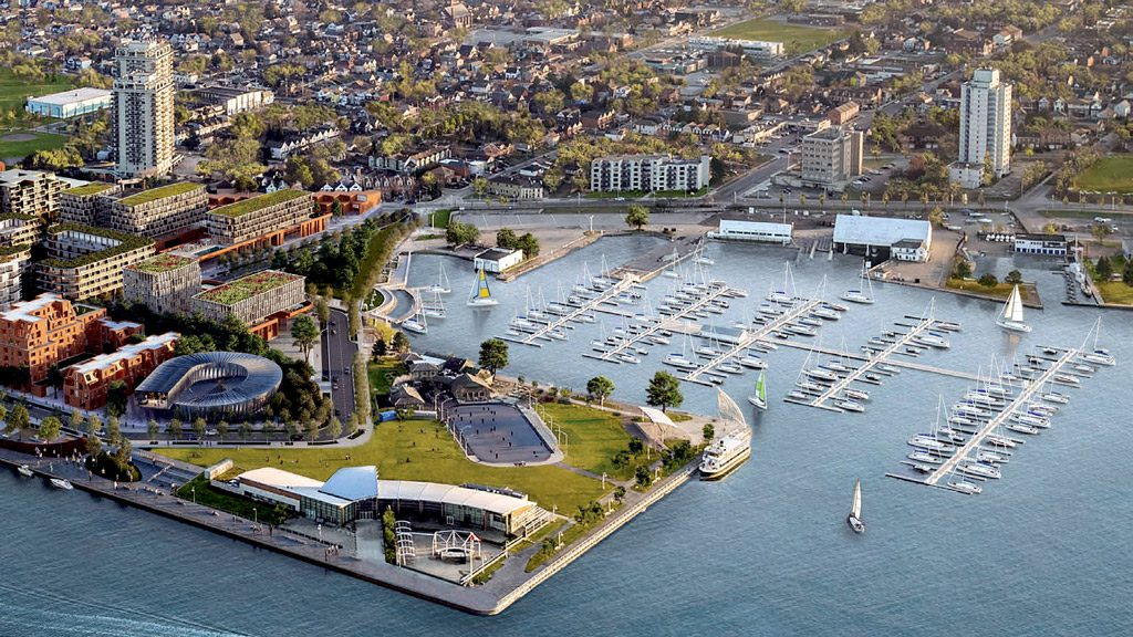 Waterfront Shores Pier 8 proposal goes to Hamilton council