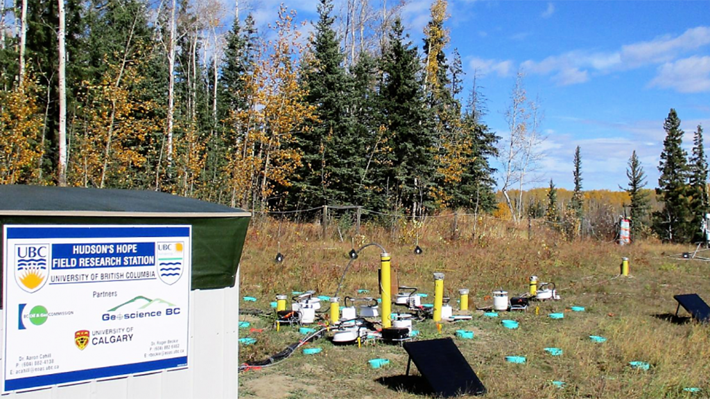 New project to monitor oil and gas impact on B.C. groundwater