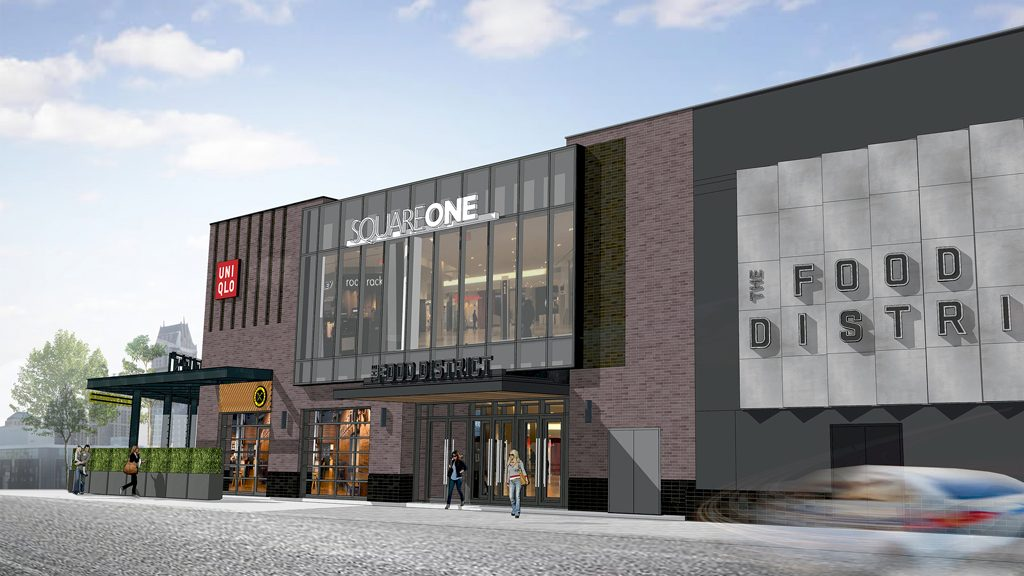 New Square One shopping centre expansion underway in Mississauga