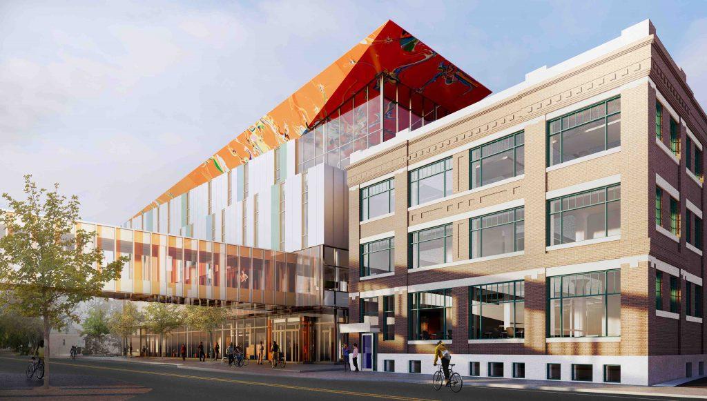 Winnipeg's $95-million innovation centre begins construction