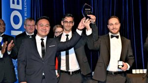 George Brown construction management students win global CIOB competition