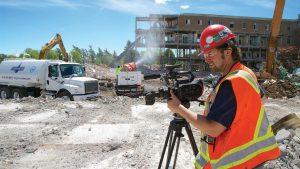 Concrete Pictures captures construction cinematically