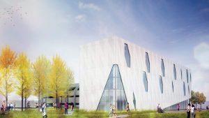 Construction begins on Okanagan College health centre