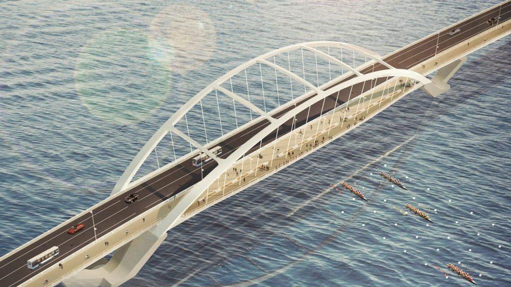 Kingston announces Kiewit, Hatch team to build new bridge