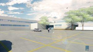 $27-million multi-use facility build underway at Winnipeg airport