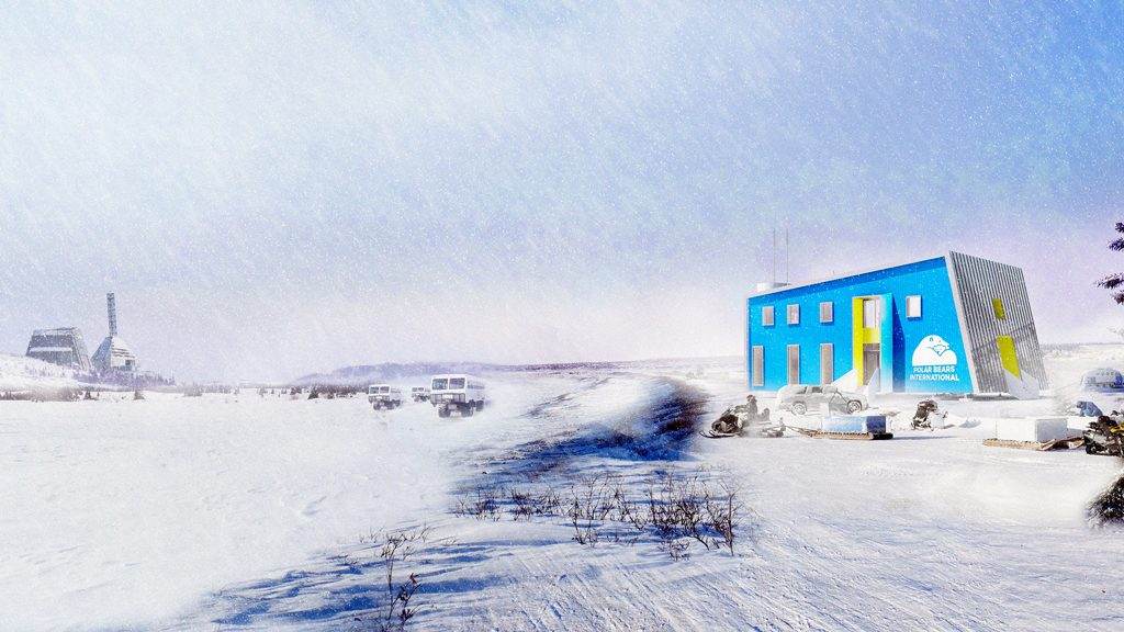 Churchill soon to be home to Polar Bears International House