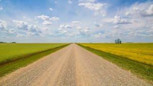 Highway 7 twinning nearly complete in Saskatchewan