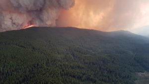 Smoke from B.C. wildfires prompts air quality advisories across Western Canada