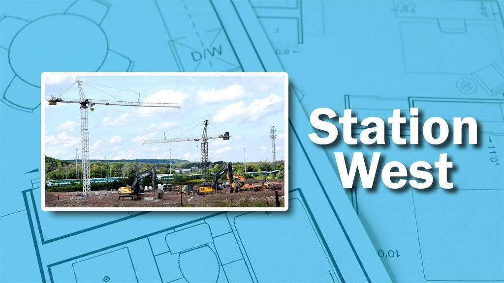 PHOTO: Stationwest Site