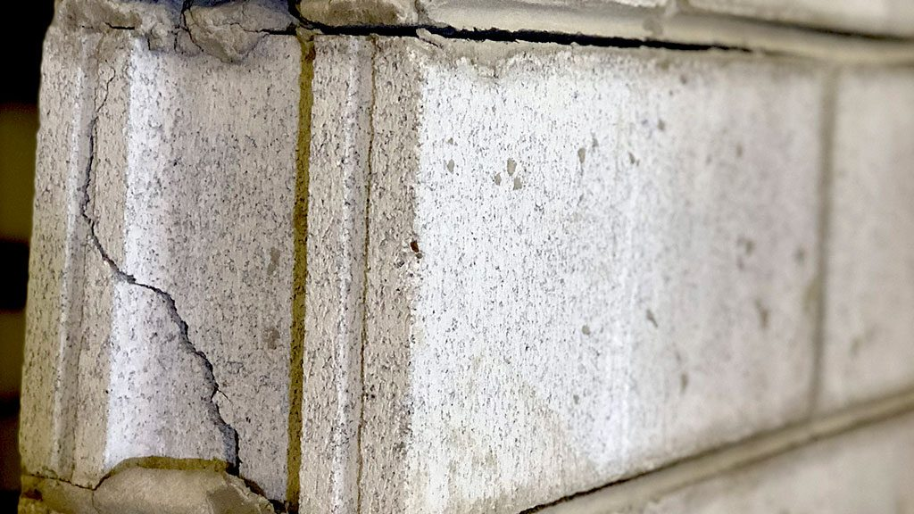 Engineering student tests masonry walls, examines ways to