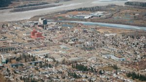 Wood Buffalo asks for input on Fort McMurray downtown revamp