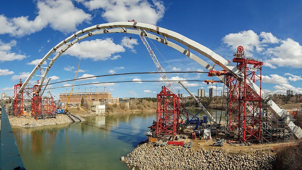 Edmonton's Walterdale Bridge still mired in controversy